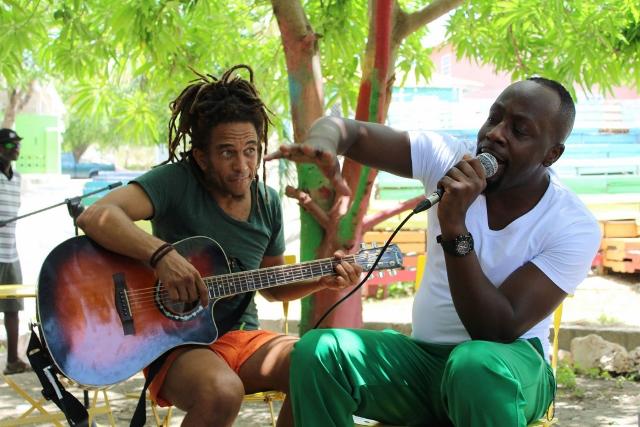 Live muziek bij Tugboat