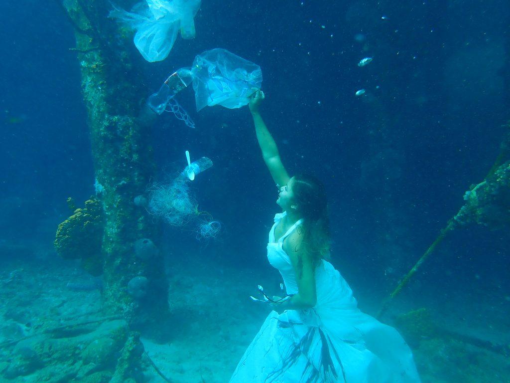 Onderwater shoot